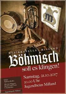 Flyer MK Milland Boehmisch